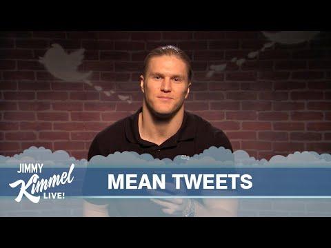 Mean Tweets NFL Edition