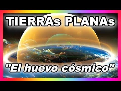 TIERRA PLANA Creación Orígenes Nacimiento Planetas y Estrellas Sistema Solar Funcionamiento