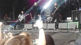 Motionless In White - Eternally Yours 14-06-2017