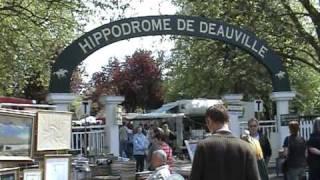 les puces de Deauville