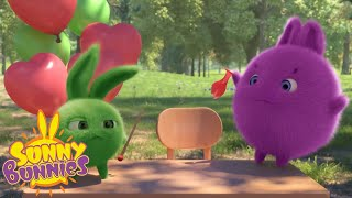 Cartoons For Children | SUNNY BUNNIES - SUNNY VALENTINE