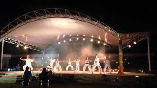 Seni Pertunjukan Indonesia Universitas Lampung Prodi Seni Tari 2013