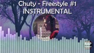 Chuty - Freestyle #1 (INSTRUMENTAL)