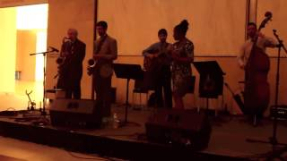 Najwa Parkins and The After Hours Trio+ Larry McKenna: A Foggy Day