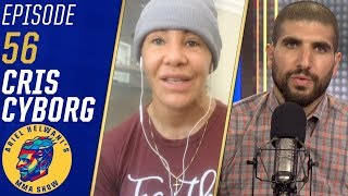 Cris Cyborg wants apology from Dana White, other changes to stay with UFC | Ariel Helwani's MMA Show