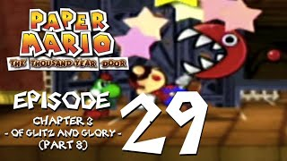 Let's Play Paper Mario: The Thousand-Year Door - Episode 29 - Donkey Chomp Country 6