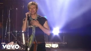 David Bowie - Heroes (Live at the Isle of Wight)