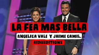 La Fea Más Bella - Angelica Vale & Jaime Camil (LETRA)