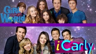 Girl Meets World Opening (Song Icarly)