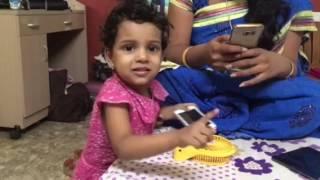 SunTV Vamsam serial baby devika and bhoomika heartbreaking conversation 😜💔