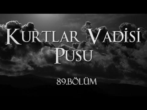 Kurtlar Vadisi Pusu 89. Bölüm