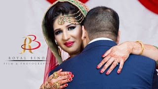 Most Viewed Pakistani Wedding Hina & Shakil Wedding Trailer The Pavilion Venue Walthamstow, London