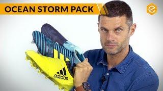 Review botas de fútbol adidas OCEAN STORM pack