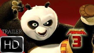 Kung Fu Panda 3 Trailer Español Latino