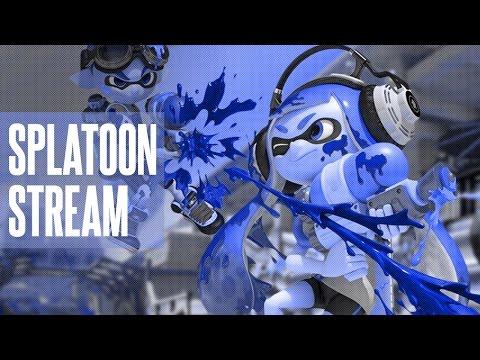 Splatoon Stream
