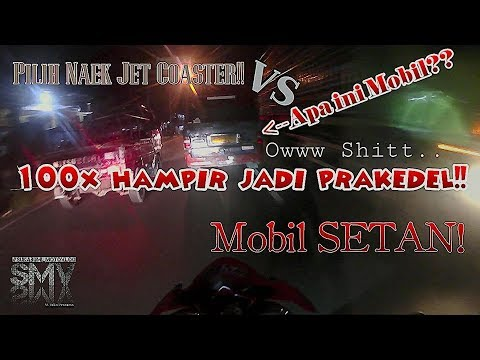Mobil Setan Arogan #sukabumi-motovlog