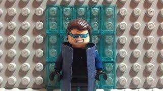 LEGO CW Captain Cold Custom