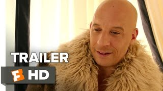 Download xXx: The Return of Xander Cage Official Trailer 1 (2017) - Vin Diesel Movie 3Gp Mp4