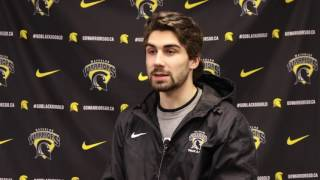 University of Waterloo Warriors Athletics - Math Profile - Joshua Lorentz