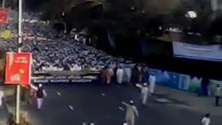 ইসলামী আন্দোলন বাংলাদেশ,,হাত পাখার মিচিল এত বড়