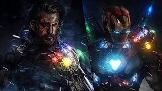 Avengers 4 - The End Of Iron Man And Captain America? A NEW Infinity Gauntlet?