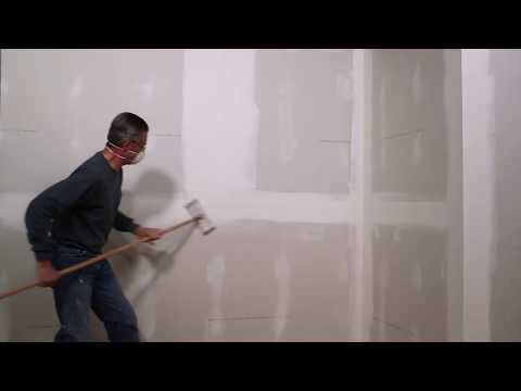 USG Surfaces: How To Tape & Finish Drywall Joints