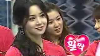 Xman Dangyunhaji   Nam Gyu Ri vs Lee Seung Gi