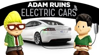 Electric Cars Aren