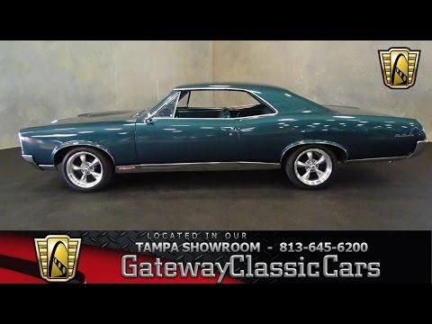 780 TPA 1967 Pontiac GTO 400 CID V8 3 Speed Automatic
