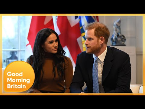 Heated Clash Over Whether Prince Harry and Meghan Are Destroying Their Right to Privacy GMB