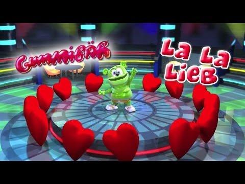 Gummibär La La Lieb German Version La La I Love You Valentine s Day Remix