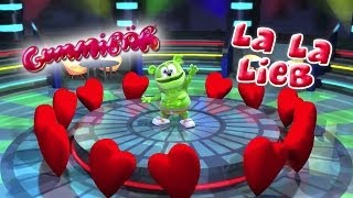 Gummibär - La La Lieb - German Version La La I Love You - Valentine's Day Remix