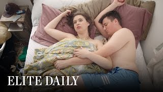 5 Stages Every Girl Goes Through The Morning After A One Night Stand [5TAGES] | Elite Daily