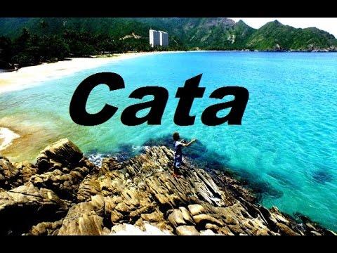 Visitando Cata y Catica en el estado Aragua Venezuela