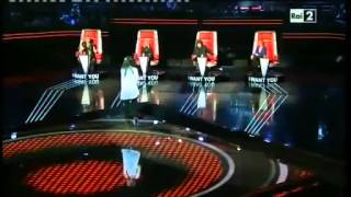 Elhaida Dani   The Voice of Italy Mamma Knows Best