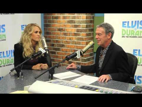 Carrie Underwood Interview: Talks