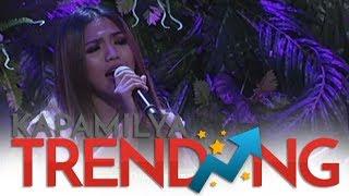 Remy performs Maghintay Ka Lamang
