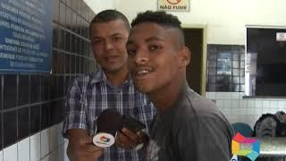 PRISÃO ISAAC LIMA HOMICIDA DO ZOMIN COM UM REVÓLVER 11 01 19