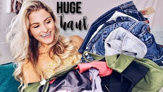 this try-on haul will blow your mind AND your paycheck