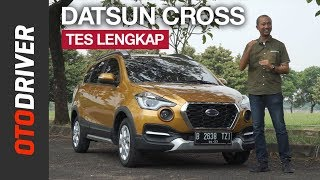 Datsun Cross 2018 Review Indonesia   OtoDriver   Supported by Solar Gard