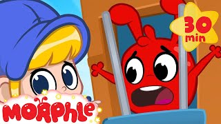 Oh no! Morphle in jail! My Magic Pet Morphle Animation Episodes
