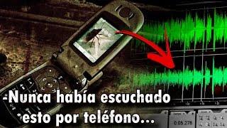 ATERRADORAS GRABACIONES TELEFÓNICAS QUE PODRÍAN TRAUMARTE AL ESCUCHARLAS