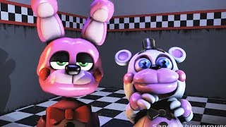 [FNAF SFM] Try Not To Laugh Challenge (Funny FNAF Animations)
