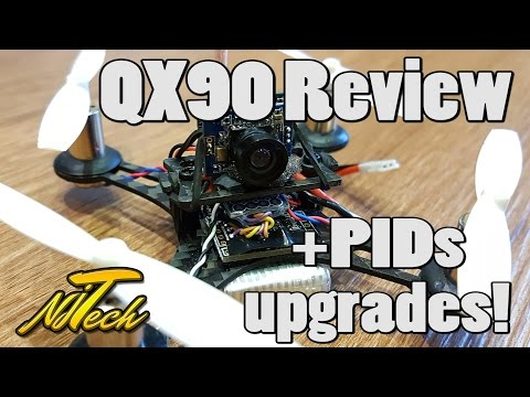 QX90 Review with PIDs & setup! (part 2)