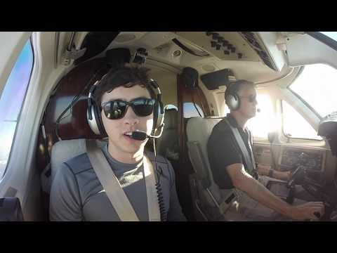 WATCH THIS BEFORE YOU LAND AT TELLURIDE King Air 90 KTEX RWY 27