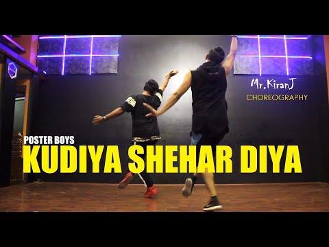 Xxx Mp4 Kudiya Shehar Diya Poster Boys Kiran J DancePeople Studios 3gp Sex
