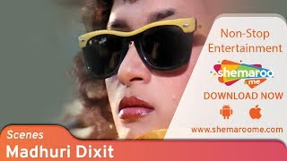 Best Madhuri Dixit scenes from Dil #1 - Aamir Khan - Blockbuster 90
