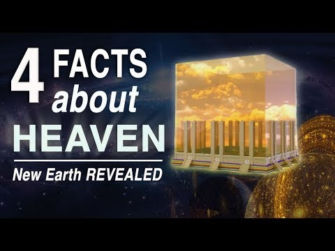 Xxx Mp4 4 Facts About Heaven Many Don't Know New Earth Revealed 3gp Sex