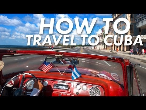 American s Guide To Traveling To Cuba