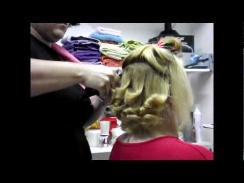 Angelica ( Noiva) Making-of